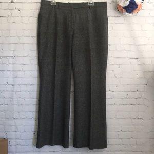 Ann Taylor LOFT wool blend dress pants